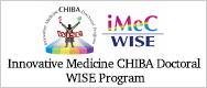 Innovative Medicine CHIBA Doctoral  WISE Program